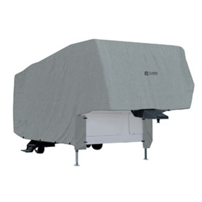 Picture of Classic Accessories PolyPRO (TM) 1 Poly Water Repellent RV Cover For 29-33' Fifth Wheel Trailers 80-152-171001-00 01-3723