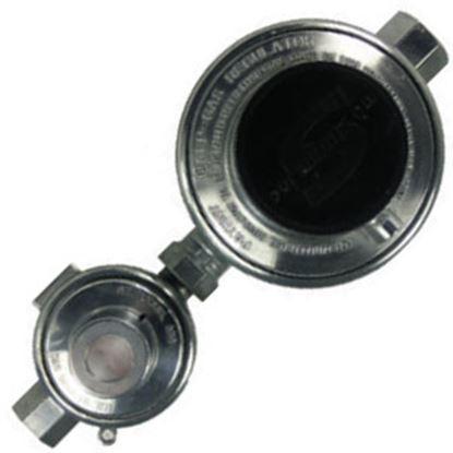 "Picture of MB Sturgis  1"" W.C. Hi Capacity Two-Stage Regulator (6:00) Vent 108224 PKG 06-0725"
