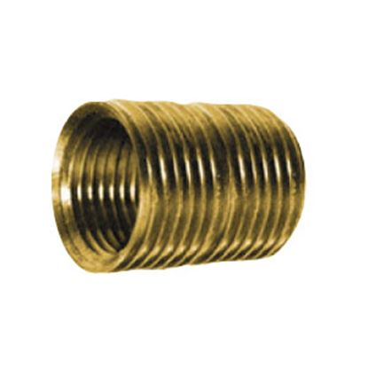 """Picture of Anderson Metal LF 7112 Series 1/2"""" MPT Brass Fresh Water Straight Fitting 706112-08 06-9206"""