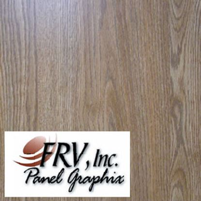 Picture of FRV  N400 Woodgrain Refrigerator Door Panel N400G 07-0640