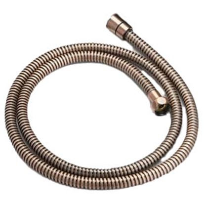 """Picture of Empire Brass  60""""L Chrome Metal Shower Head Hose UGSH-H-CP-MTL 10-0049"""