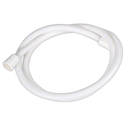 "Picture of Phoenix Faucets  40""L White Nylon Shower Head Hose PF276021 10-1513"
