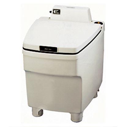 Picture of Thetford Electra Magic (R) Model 80 RV Electra Magic Model 80 RV Ivory High Profile Permanent Toilet 35831 12-0250
