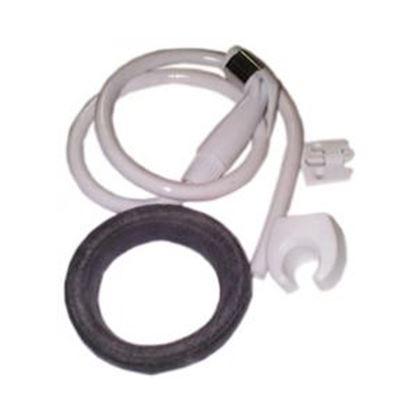 Picture of Thetford  White Toilet Flush Hand Sprayer Kit For Aqua-Magic ® 33226 12-0340