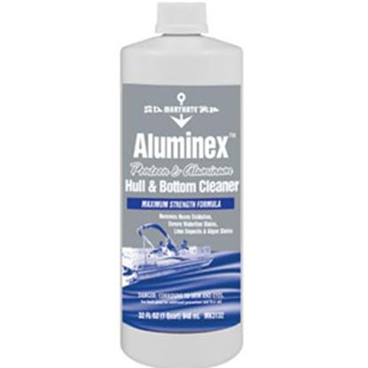 Picture of CRC Aluminex (TM) 32 Oz Bottle RV & Boat Hull Cleaner MK3132 13-1731