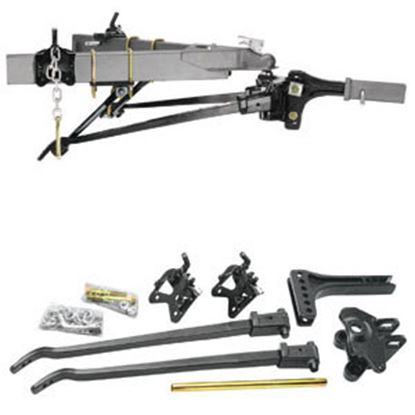 Picture of Reese  1200# Turnion Style WD Hitch w/ Hitch Bar 66542 14-0704