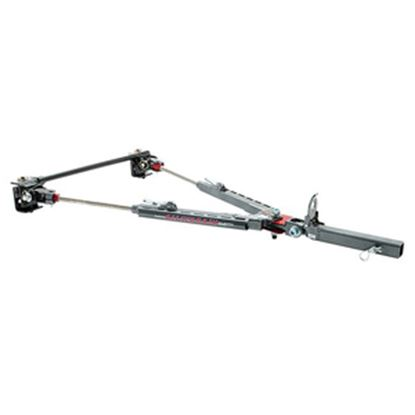 """Picture of Roadmaster Falcon Class IV 6000LB 2"""" Receiver Mount Steel Tow Bar 522 14-6303"""