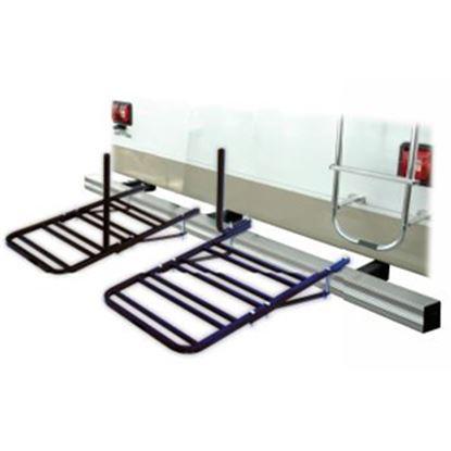 Picture of Swagman RV 2 2 Bike Platform Style Bumper Mount Bike Rack 80605 16-0381