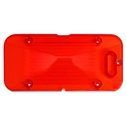 Picture of Starlights  Amber Trailer Light Lens For Smart Light 55-1000/ 55-1001 016-AL1000 18-0047