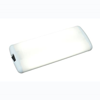 Picture of Thin-Lite  Surface Mount 48 LED Panel Interior Light w/Semi-Clear White Lens DIST-LED622P 18-0823
