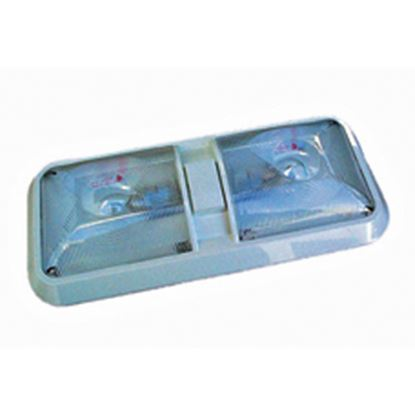 Picture of Thin-Lite  Clear Lens Double Dome Light DIST-312-1 18-0921