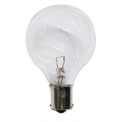 Picture of ITC  Clear Incandescent Vanity Mirror Light Bulb 39112 18-1337