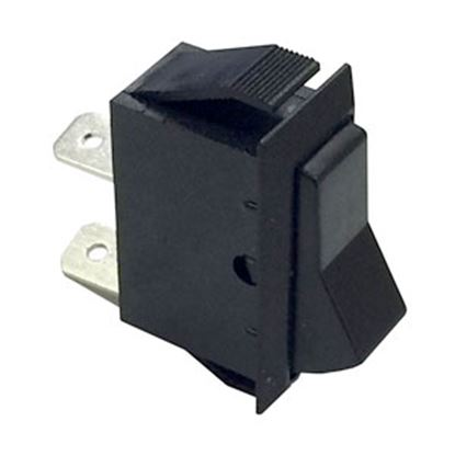 Picture of Battery Doctor  Black 16A Rocker Switch 20525 19-3659