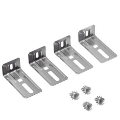 Picture of MaxxAir  Bolt-On Aluminum Roof Vent Cover Mounting Kit For Maxxair 10-20115R 22-0486