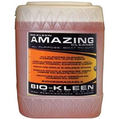 Picture of Bio-Kleen Amazing Cleaner 5 Gal Fabric, Vinyl & Upholstery Cleaner M00315 69-0506