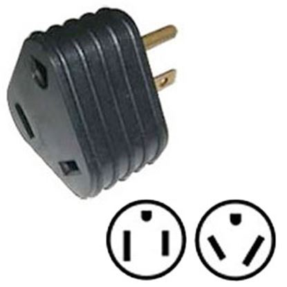 Picture of Surge Guard  15M/30F Power Cord Adapter 09521TR08 69-9927