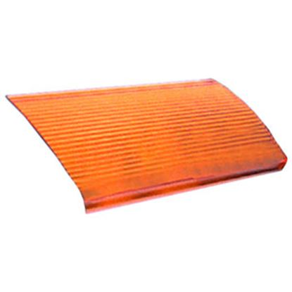 Picture of Thin-Lite  Amber Diffuser Lens For 160I18A Porch Light D-160A 93-2393
